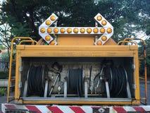 Strahlwasserauto Lizenzfreie Stockbilder