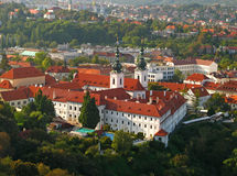 Strahov Kloster 01 Stockfotografie