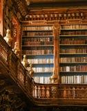 Strahov-Kloster, Prag, Tschechische Republik Lizenzfreies Stockbild