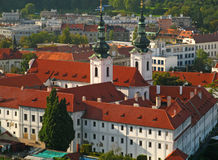 Strahov Monastery 02 Royalty Free Stock Image