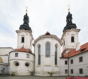 Strahov Monastery Royalty Free Stock Image