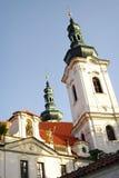 Strahov Monastery Royalty Free Stock Photos