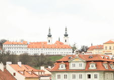 Strahov Monastery Royalty Free Stock Images