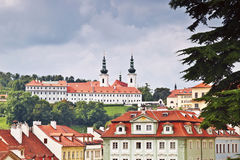 Strahov Monastery, Prague, Stock Images