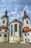 Strahov Monastery,Prague, Czech Republic Royalty Free Stock Photography