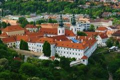 Strahov Monastery Stock Images