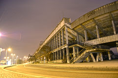Strahov stadion Prague Royaltyfri Foto
