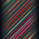 Straight color stripes Royalty Free Stock Photography