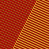 Straight diagonal thin line abstract background. Striped geometric background. Pattern in red and yellow colors. Royalty Free Stock Photo