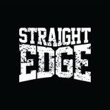 Straight Edge Royalty Free Stock Photo