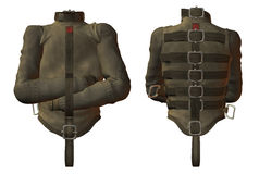 Straight jacket Royalty Free Stock Image