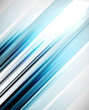Straight lines vector abstract background. Blue abstract straight lines vector background Stock Photography