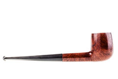 Straight pipe Stock Photo