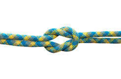 Straight sea knot. Stock Photography