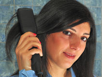 Straightener Royalty Free Stock Image