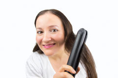 Straightening Stock Photos