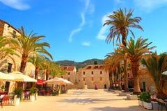 Straigrad town on Island Hvar, Croatia Royalty Free Stock Image
