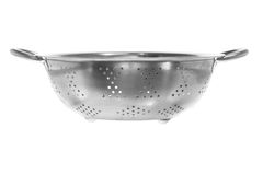 Strainer. On Isolated White Background Royalty Free Stock Images