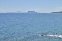 The Strait of Gibraltar Stock Photography
