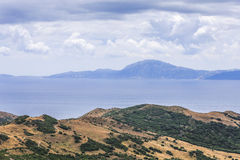 Strait of Gibraltar Royalty Free Stock Photos