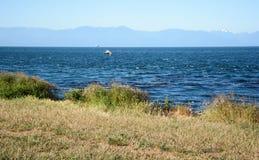 The Straits of Juan de Fuca Stock Images