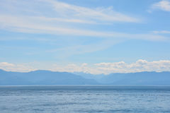 The Straits of Juan de Fuca-4 Stock Image