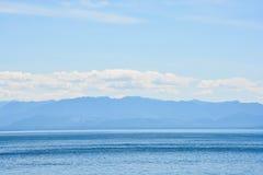 The Straits of Juan de Fuca-2 Stock Photo