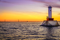 Straits of Mackinac Stock Images