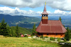 Travel to Romania: Straja Mountain Skete Stock Images