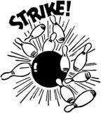 Strajk! Obrazy Stock