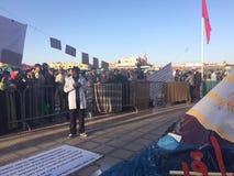 strajk okupacyjny zdjęcia stock