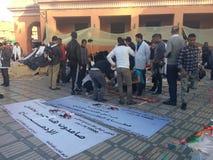 strajk okupacyjny obrazy stock