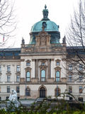 Straka Academy in Prague Stock Images