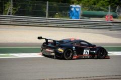 Strakka Racing McLaren 650 S GT3 at Monza Royalty Free Stock Photos