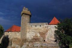 Strakonice-Schloss Stockbild