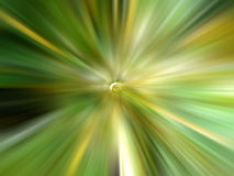 Stralen van Gekleurd Licht stock illustratie