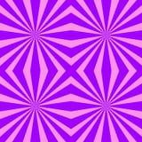 Stralen van het centrum De optische textuur van stervorming royalty-vrije illustratie
