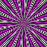 Stralend violet en grijs patroon, achtergrond royalty-vrije illustratie