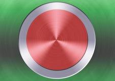 Straling - Geborstelde staal gekke kleuren Royalty-vrije Stock Afbeelding