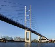 stralsund Германии 01 моста Стоковые Фото