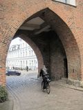 Stralsund Германия Стоковая Фотография RF