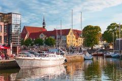 Stralsund Obrazy Royalty Free