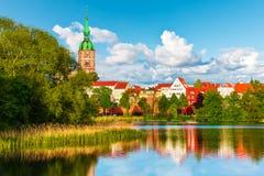 Stralsund, Alemania Fotografía de archivo libre de regalías