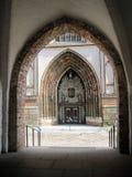 Stralsund alemania Imágenes de archivo libres de regalías