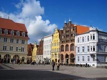 Stralsund alemania Imagen de archivo