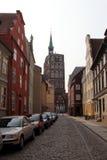 Stralsund, Germany Stock Photography