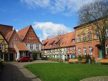 Stralsund Germanz Image stock