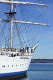 Stralsund-Hafen Lizenzfreie Stockfotografie