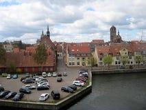 Stralsund l'allemagne Photos libres de droits