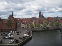 Stralsund l'allemagne Photographie stock